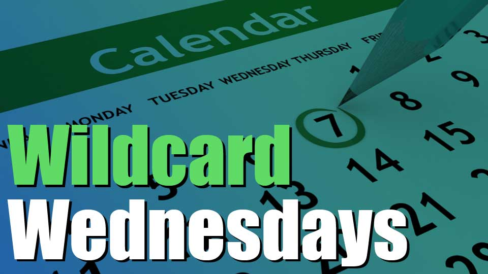 Wacky Wildcard Wednesdays/home