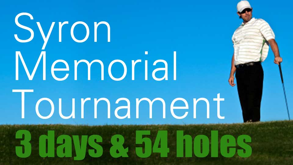 The 51st Frank Syron Memorial Tournament/home